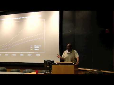 Q&A 1: Glenn Loury on Mass Incarceration in the United States (6/7)