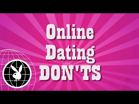 dating online do's and don'ts