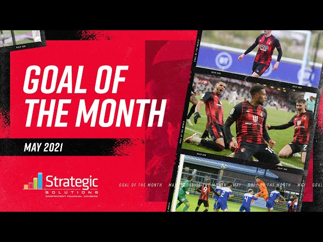 Goalkeeper Mark Travers nominated for Goal of the Month 😱