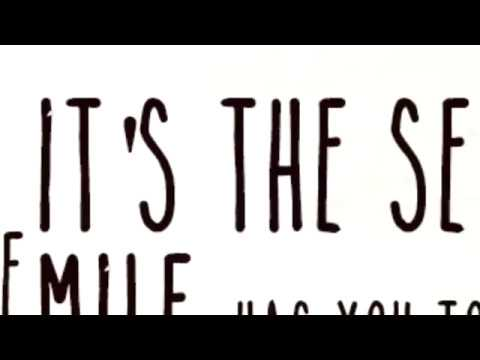 Seven Day Mile- The Frames   Lyric Video - YouTube