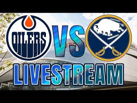 Edmonton Oilers vs Buffalo Sabres NHL Livestream Reaction on Dolynny TV Jan. 23, 2017