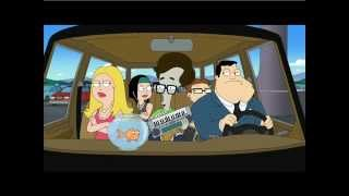 American Dad! - 5 Minutes of Trippin Balls