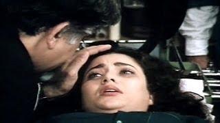 Rajeev Kapoor, Mandakini, Sharmila Tagore, Hum To Chale Pardes - Scene 10/10