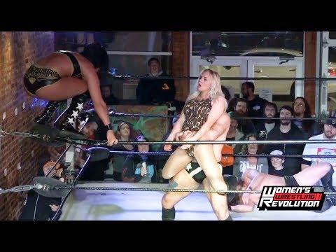 [Free Match] Tessa Blanchard & David Starr vs. Penelope Ford & Joey Janela (Intergender Wrestling)