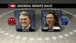 Why winning Georgia is crucial for the GOP's Senate hopes