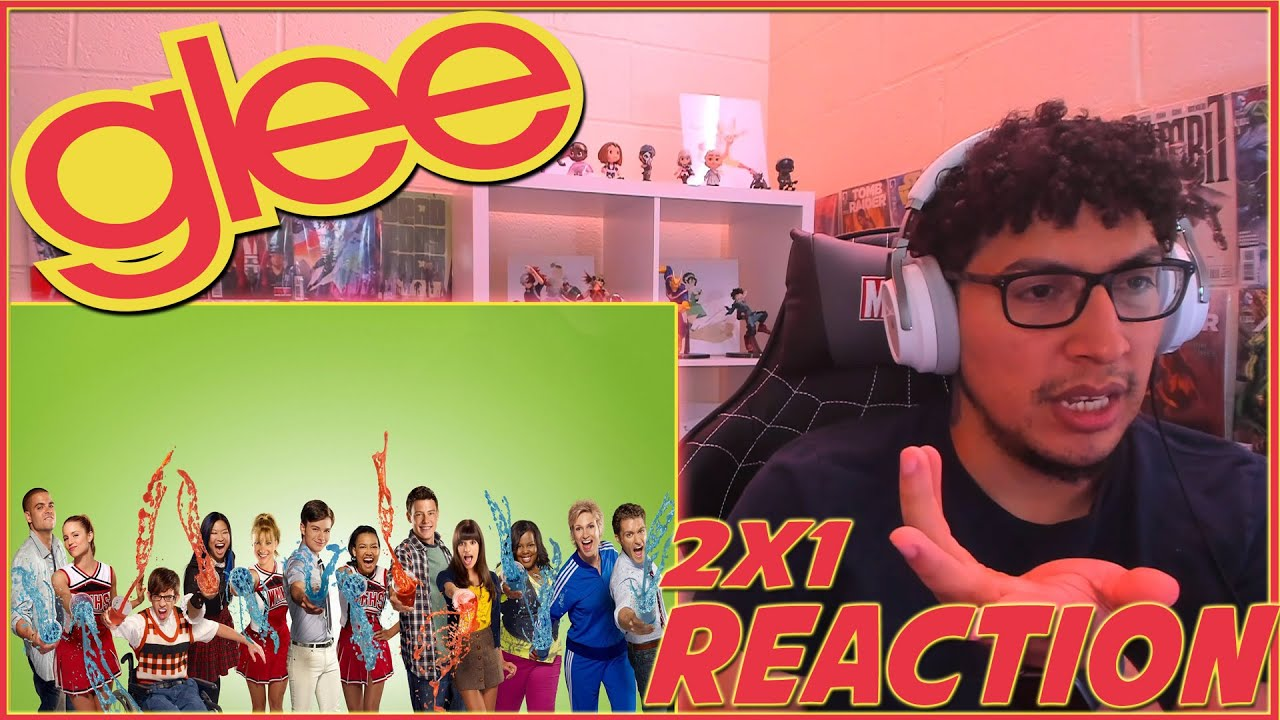 Download NEW SEASON NEW CAST MEMBERS!   Glee 2x1 REACTION   Season 2 Episode 1