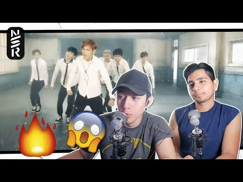 GUYS REACT TO BTS 'Boy In Luv(상남자)' M/V