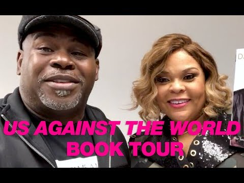 IN-STORE Book Signings With Tamela And David Mann! | US AGAINST THE WORLD
