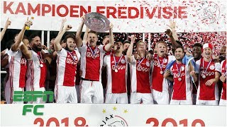 Ajax clinches 34th Dutch league title behind De Jong, De Ligt & Co. | Eredivisie Highlights