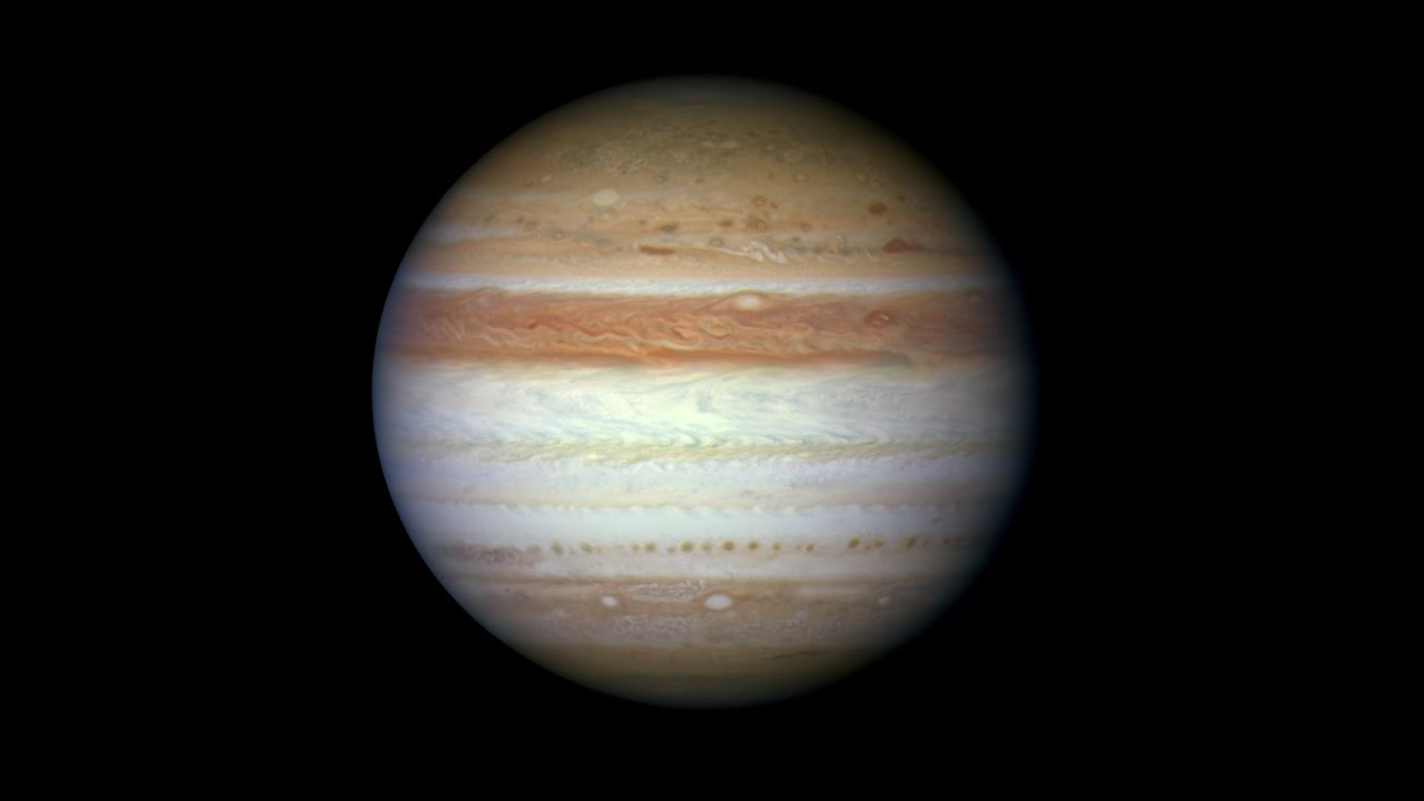 Our Solar System's Planets: Jupiter - YouTube