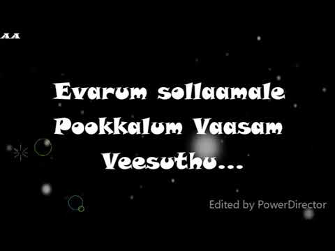 Thendral Vandhu(Cover Female Version)