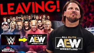 BREAKING! 9 Superstars LEAVING WWE In 2019?!