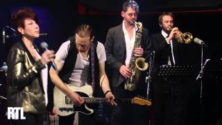 3/9 - Heart of Memphis - Robin McKelle en live dans L'Heure du Jazz RTL - RTL - RTL
