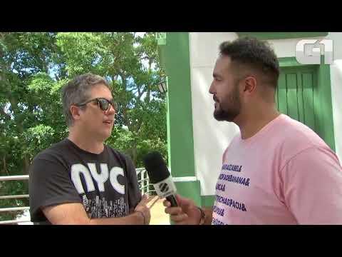 Cuiabá tem show acústico do Jota Quest Entrevista Rogério Flausino