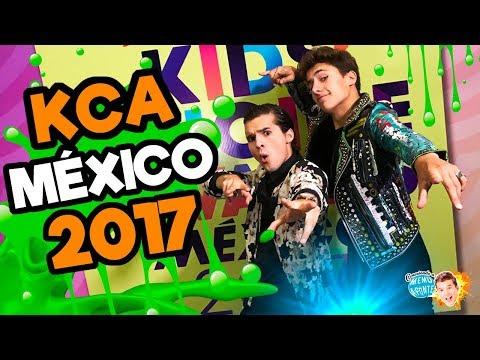 KCA MÉXICO 2017 feat. Juanpa Zurita/ Danna Paola/ Nath Campos