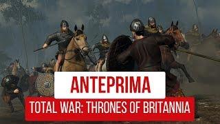 Total War: Thrones of Britannia, il provato del titolo di Creative Assembly