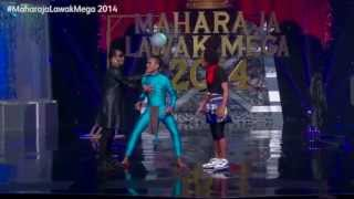 Maharaja Lawak Mega 2014 - Terbaik Zero