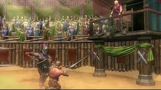 Gladiators Online - Death Before Dishonor Trailer