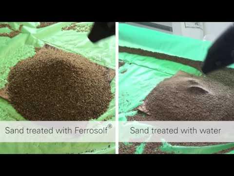 Kurita Dust Control - Ferrosolf