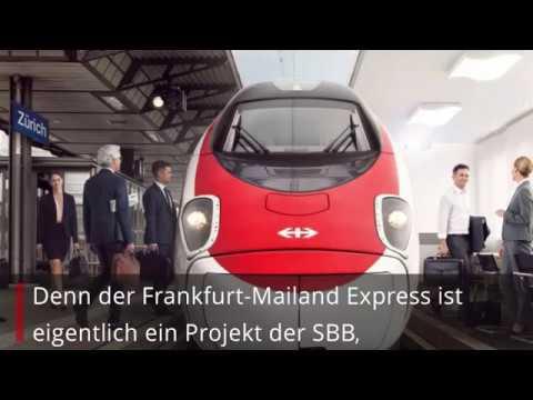Deutsche Bahn nimmt ab Dezember neuen Superschnellzug in Bet