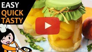 Peach Preserves - Recipe Videos