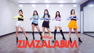 red velvet zimzalabim dance cover mirrored