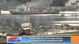 News to Go - International Atomic Energy Agency confirms nuclear crisis in Japan 3/17/11