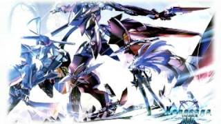Xenosaga III OST - The Battle of your soul