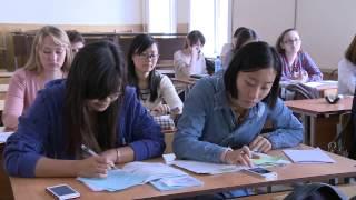Студентки из Китая приехали в ЮУрГУ