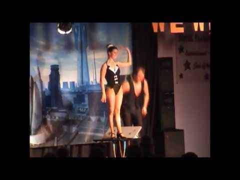 ACROBATIC GYMNASTICS FLEXIBILITY 2011