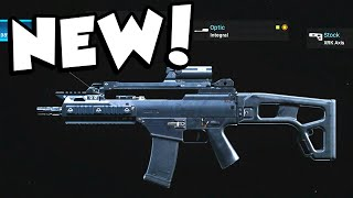 THE NEW G36C! (Call of Duty: Modern Warfare Holger 26)