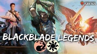 Blackblade Legends [MTG Arena] | Boros Legendary Deck in WAR Standard
