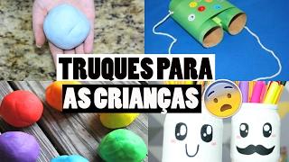 8 TRUQUES QUE TODA CRIANÇA PRECISA SABER! ft.Carol alves