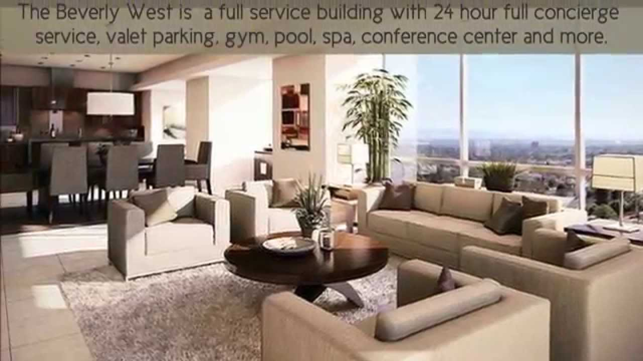 High Rise Apartment Inside beverly west condominiums los angeles newest luxury high rises