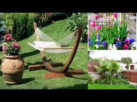 Ideas Para Jardines Pequenos Decorar Disenar O Construir Youtube