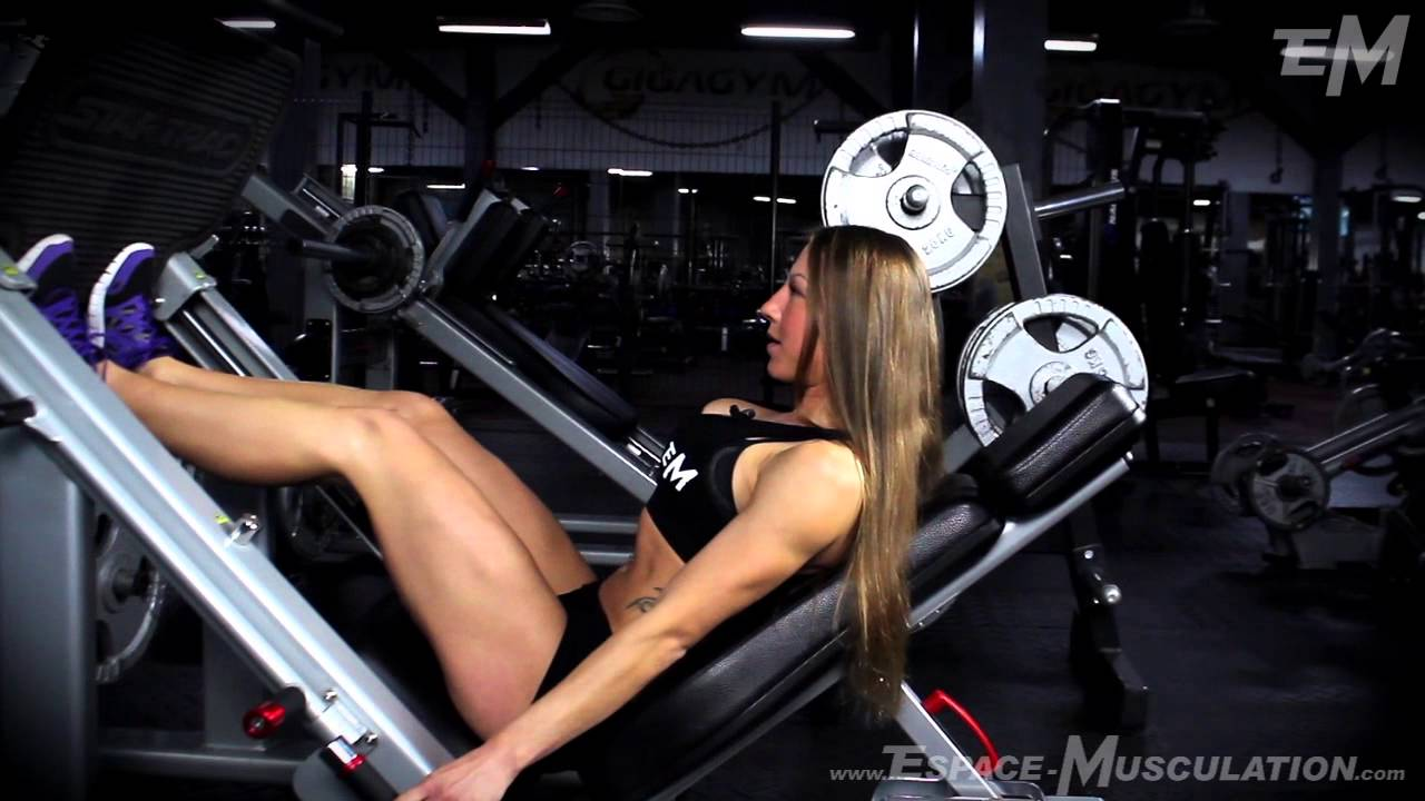 musculation cuisse femme