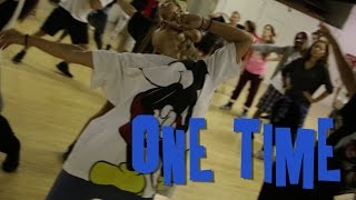 One Time by Marian Hill (Imaons Remix) Choreographed by Kevin Maher