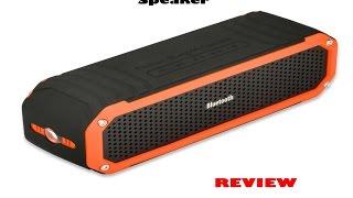 PECHAM C26 Portable Bluetooth Speaker Review