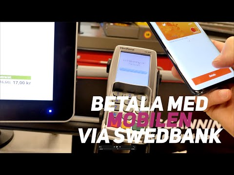 Betala Med Mobilen Med Swedbank - Vi Har Testat!