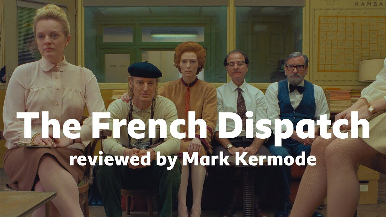 Download The French Dispatch reviewed by Mark Kermode