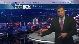 AP Best Weathercaster - Jeff Hanewich
