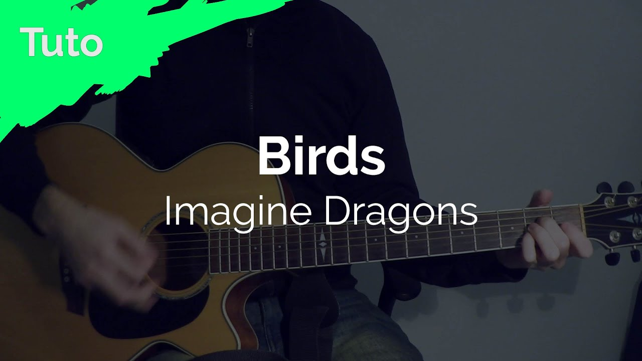 Birds - Imagine Dragons - Tuto Guitare Débutant