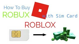 [Roblox Tutorial] How To Buy Robux Without CreditCard (SimCard) (Philippines)