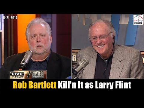 Larry Flynt's Take on Warner Wolf and Thanksgiving