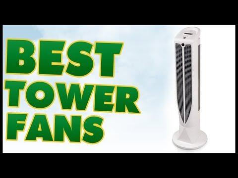 5 Best Tower Fan Review