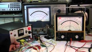 Early Vacuum Tubes, Diode and Triode