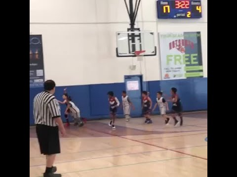 V Mornings - Woman Tries To TRIP A Kid Basketball Player During the Game (VIDEO)