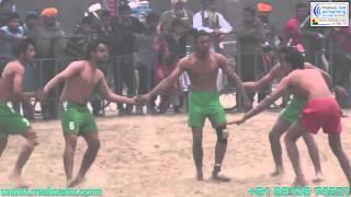 VAIROKE (Moga) Kabaddi Cup - 2014, 30th January Part 2nd.