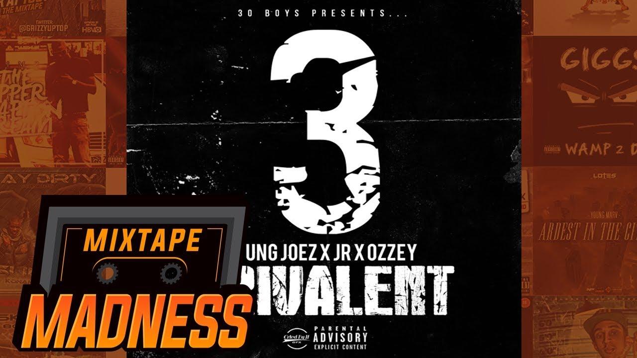 Yung Joez x JR x Ozzey - Trivalent | @MixtapeMadness