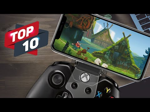 Top 10 Best Android/iOS Games With Controller Support |  Best Android Games With Controller Support